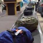 海外の空港で荷物紛失(抜き取り)防止策として行われていること
