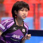 佐藤瞳(卓球選手)がかわいいけど日本人?中学や高校・進学先も!