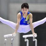 北園丈琉(体操)の身長は?腹筋や筋肉も凄い!中学校や彼女も調査